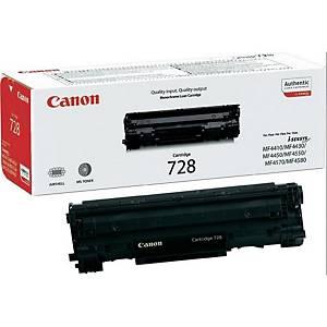 CANON laserový toner CRG-728 (3500B002) čierny