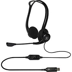 Logitech PC960 USB kuuloke