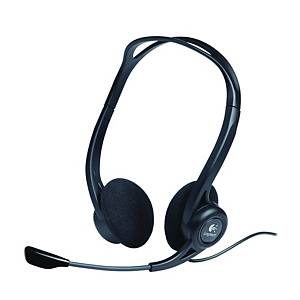 Headset Logitech PC960, USB
