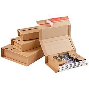 ColomPac CP20.08 postituspakkaus A4 tarrasuljenta 353 x 225mm ruskea