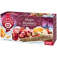 Teekanne Magic moments tea, 20 filter/doboz