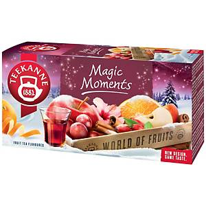 Čaj Teekanne Magic moments, 20 vrecúšok à 2,5 g