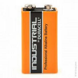 Duracell Industrial Battery 6Lr61 9V Box 10