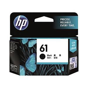 HP CH561 61 Inkjet Cartridge - Black