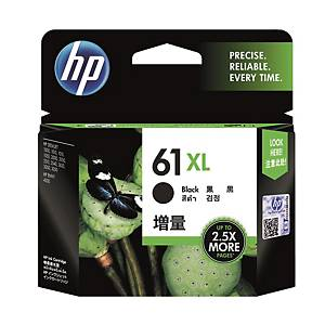 HP CH563 61XL Inkjet Cartridge - Black