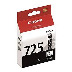 Canon 佳能 PGI-725BK 墨水盒 黑色