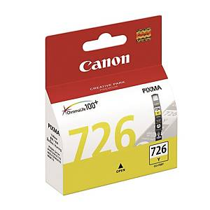 Canon 佳能 CLI-726Y墨水盒 藍色