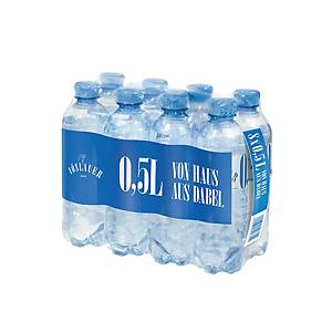 PK6 VOSLAUER GENT SPARKLING WATER 0.5L