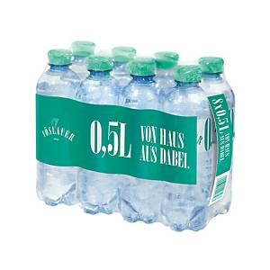 Vöslauer Mineralwasser ohne Kohlensäure 0,5 l, 8 Stück