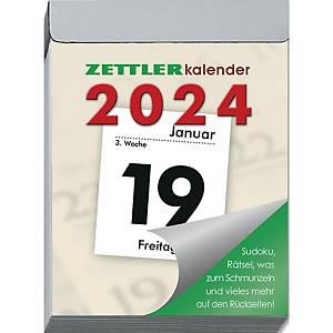 Tagesabreißkalender 2020 Zettler 302, 1 Tag / 1 Seite, 5,5x7cm