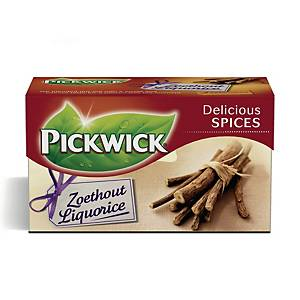 PK20 PICKWICK TEA BAG LIQUORICE
