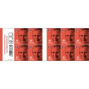 Stamps national 1 - set of 10 x 10