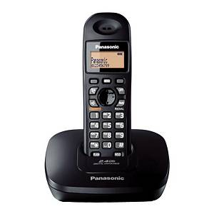 PANASONIC โทรศัพท์ไร้สาย-โชว์เบอร์ KX-TG3611BX ดำ