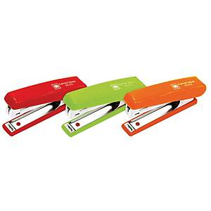 ELEPHANT Hs-E10 Stapler Assorted Neon Colours