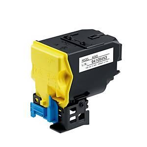 Konica Minolta TNP-22Y Original Yellow Toner Cartridge