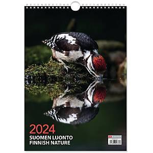 CC 5611 Suomen luonto seinäkalenteri 2021 232 x 325 mm