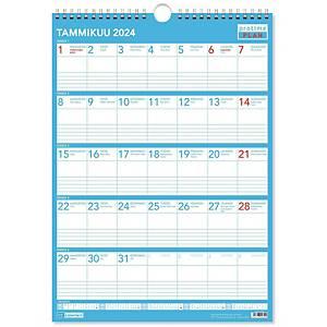 CC 5201 Protime Plan seinäkalenteri 2021 300 x 400 mm