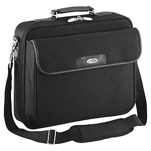 Computertasche Targus Notepac CN01 für 15 Zoll Laptops, Nylon, schwarz