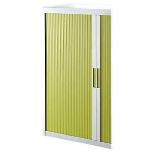 PAPERFLOW CUPBOARD DOOR GREEN