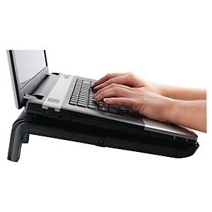 Fellowes 8018901 Maxi Cool mobile laptop support black
