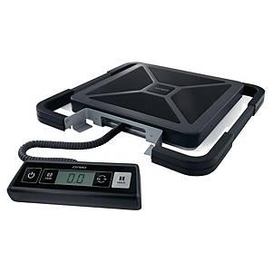 Pakkevægt Dymo S50 USB, elektronisk pakkevægt, 50 kg
