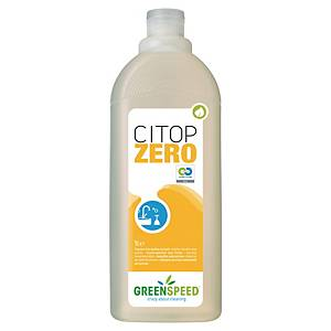 Spülmittel Greenspeed 431010003, Zitrone, Inhalt: 1 Liter