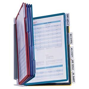 Nástěnný držák Durable Vario® Wall 10  - 10 panelů