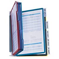 Veggstativ Durable Vario, A4, 10 lommer