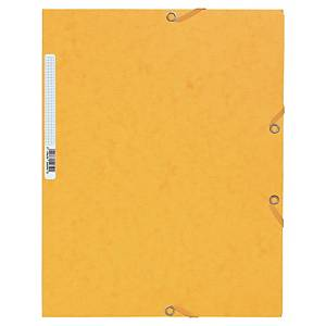 Exacompta 3-flap folder Scotten 425gr yellow