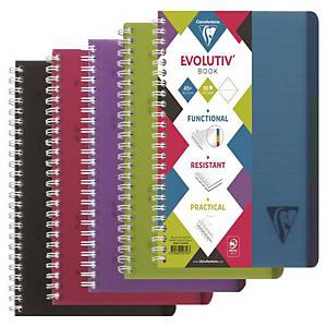 CLAIREFONTAINE LINICOLOR 스프링노트 라인 329756 A5+ 90매