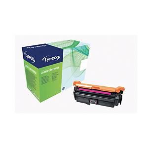 Lyreco HP CE263A Compatible Laser Cartridge - Magenta