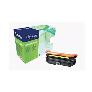 Lyreco HP CE262A Compatible Laser Cartridge - Yellow