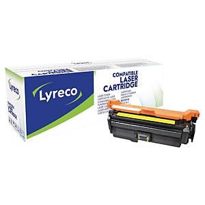 Toner LYRECO zamiennik HP 648A CE262A yellow