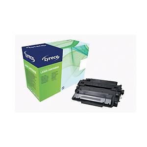 LYRECO LASER TONER CARTRIDGE COMPATIBLEIBLE HP CE255XX JUMBO - BLACK