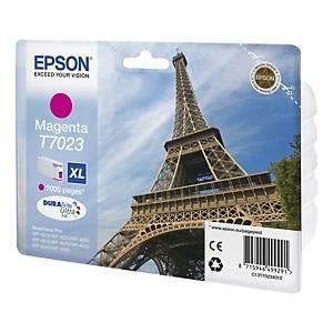Epson T702340 cartouche jet d encre rouge HC [2.000 pages]