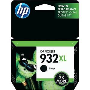 HP 932XL (CN053AE) inkt cartridge, zwart, hoge capaciteit