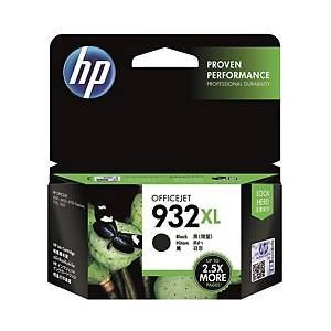 HP CN053AA 932XL Inkjet Cartridge - Black