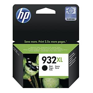 HP CN053AA 932XL Inkjet Cartridge - Black