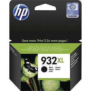 HP 932XL CN053AE HIGH YIELD OFFICEJET INK CARTRIDGE BLACK