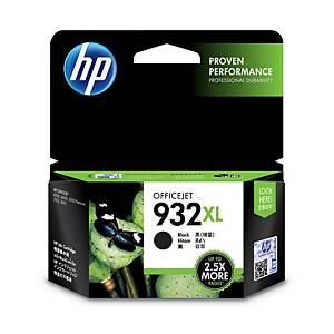 HP ตลับหมึกอิงค์เจ็ท 932XL (CN053AA) สีดำ