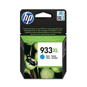 HP tintasugaras nyomtató patron 933XL (CN054AE) ciánkék
