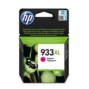 Cartucho de tinta HP 933XL - CN055AE - magenta