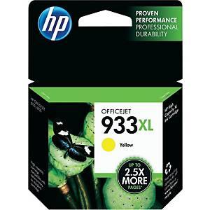 HP 933XL (CN056AE) inkt cartridge, geel, hoge capaciteit