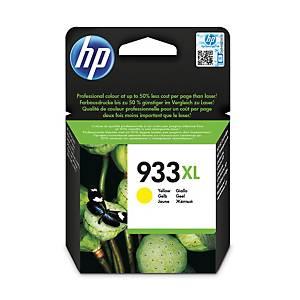 HP inkoustová kazeta 933XL (CN056AE), žlutá