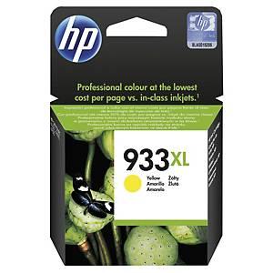 HP No. 933XL CN056AE mustesuihkupatruuna keltainen