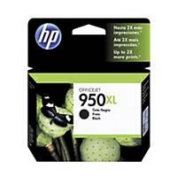 Cart. D Encre Hp No. 950Xl (Cn045Ae) Pour Officejet Pro 8100, Noir