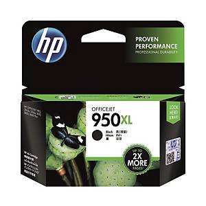 HP CN045AA 950XL Inkjet Cartridge - Black