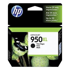 Bläckpatron HP 950XL CN045A, 1 300 sidor, svart