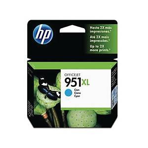 Cartuccia inkjet HP CN046AE N.951XL 1500 pag ciano
