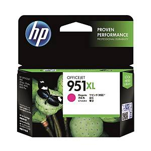 HP CN047AA 951XL Inkjet Cartridge - Magenta